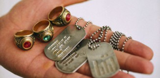 Antique Military Rings