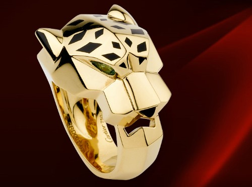 Cartier Panther Jewelry The collection includes necklaces bracelets rings