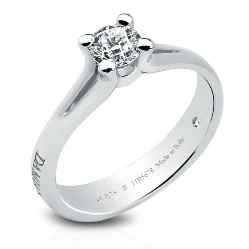 Damiani Engagement Ring