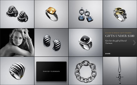 David Yurman 2010 Jewelry