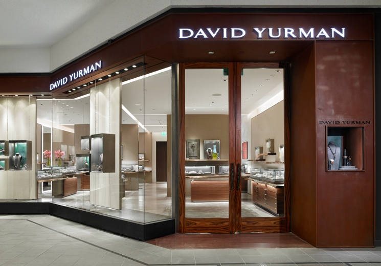 David Yurman Jewelry Store