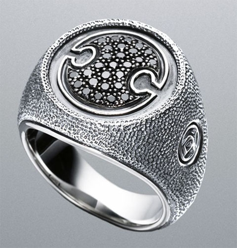 David Yurman Mens Ring