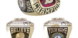 Gold Championship Rings
