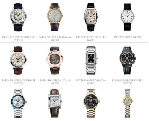 Lee Michaels Designer Watches