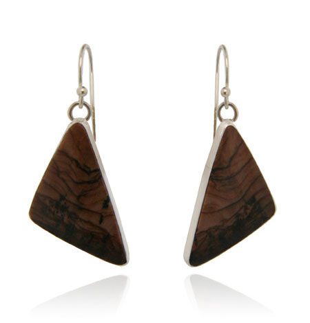 Lvoff Jasper Earrings