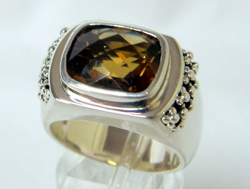 Michael Dawkins Gemstone Ring