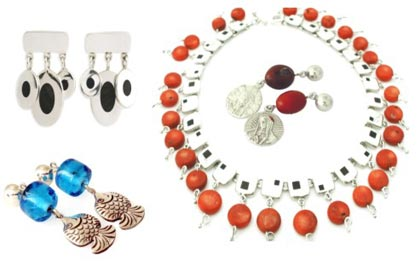 Native Mexican jewelry