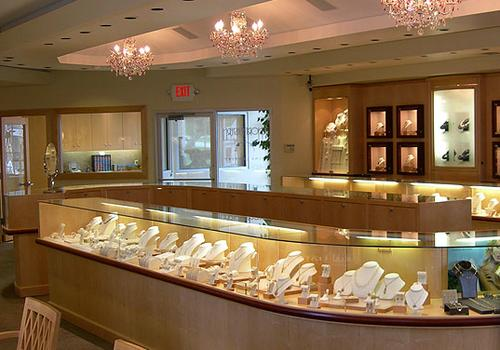 Northeastern Fine Jewelry Store