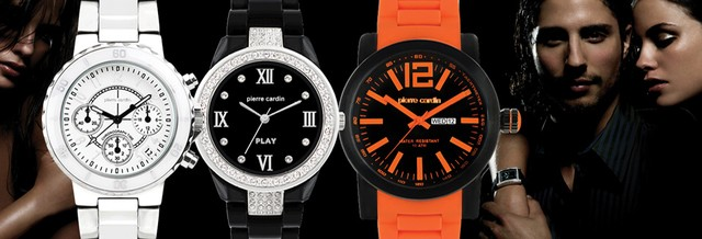 Pierre Cardin Watches