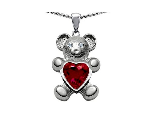 diamond heart gift pendant open valentines day the necklace perfect