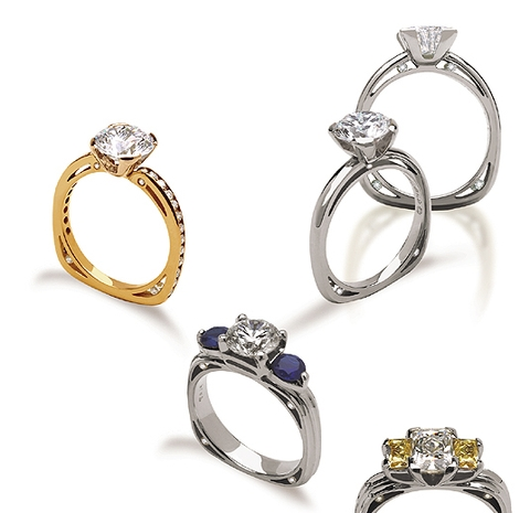 Scott Keating Bridal Rings