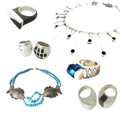 Silver Mexican Jewelry