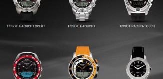 Ttissot Touch Watches