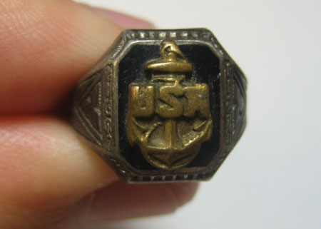 Military Wedding Rings
